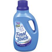 Final Touch Liquid Lavender Scent 32 Loads W/Price Point Fabric Softener