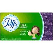 Puffs Plus Lotion Facial Tissues Puffs Plus Lotion Facial Tissues
