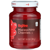 Hy-Vee Cherries, Maraschino