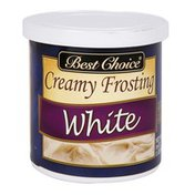 Best Choice White Creamy Frosting