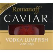 Romanoff Caviar Caviar Vodka Lumpfish