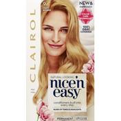 Clairol Hair Color, Permanent, Light Blonde 9