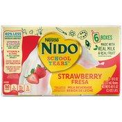 NIDO SCHOOL YEARS Strawberry Milk Beverage