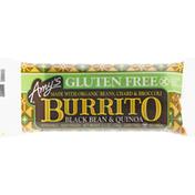 Amy's Kitchen Gluten Free Burrito Black Bean & Quinoa