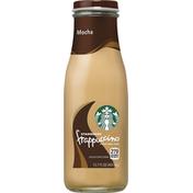 Starbucks Frappuccino Mocha Chilled Coffee Drink