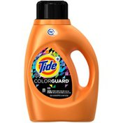 Tide ColorGuard HE Turbo Clean Liquid Laundry Detergent, 46 oz, 24 loads Laundry