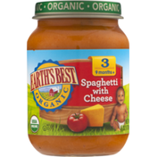 Earth's Best Organic Spaghetti with Cheese Stage 3