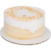 Ahold Torte Cake, Banana Pudding, 7 Inch