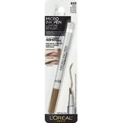 L'Oreal Micro Ink Pen, Dark Blonde 633