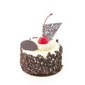 Store Made 1 Filled Black Forest Cupcake