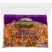 Cal Organic Farms Colorshred Organic Mixed Shredded Carrots