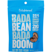 Enlightened Broad Beans, Crunchy, Sea Salt