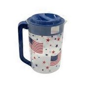 American Maid Pitcher With Print