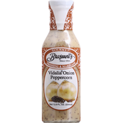 Braswell's Dressing & Marinade, Vidalia Onion Peppercorn