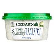 Cedar's Foods Cucumber Garlic Dill Tzatziki