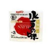 Shirakiku Natto Mito Aji Organic
