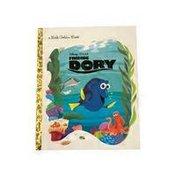 Golden & Disney Disney Pixar Finding Dory Hardcover Little Golden Book
