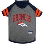 Pets First Medium Denver Broncos Hoodie T-Shirt