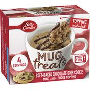 Betty Crocker Mug Treats, Chocolate Chip Cookie