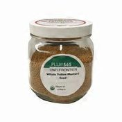 Frontier Natural Foods Organic Yellow Mustard Seed