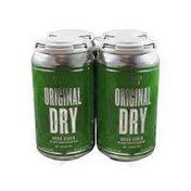 Locust Cider Original Dry Cider Can