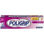 Poligrip Original Denture Adhesive Cream