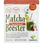 Maeda En Matcha Booster, Sweetened