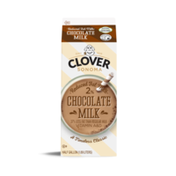 Clover Sonoma Conventional Reduced Fat 2% Chocolate Milk Half Gallon