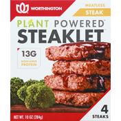 Worthington Meatless Steaklet