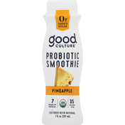 Good Culture Probiotic Smoothie, Pineapple