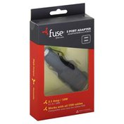 Fuse Adapter, 2 Port