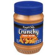 Food Club Crunchy Peanut Butter