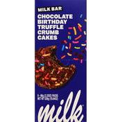 Milk Bar Crumb Cakes, Chocolate Birthday Truffle