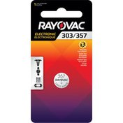 Rayovac Lithium Coin Cell Batteries Size 357