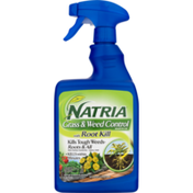 Natria Bioadvanced Grass & Weed Control, with Root Kill, Bottle