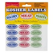 Mark-It International Inc. Kosher Labels