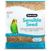 ZuPreem Sensible Seed Bird Food for Small Birds