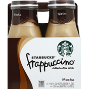 Starbucks Coffee Drink, Chilled, Mocha