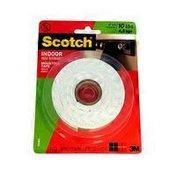 "3M Scotch Heavy Duty Mounting Tape 1""X 3.47 Yard"