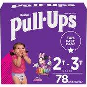 Pull-Ups Girls' Potty Training Pants