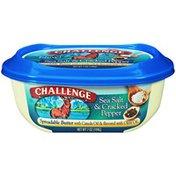 Challenge Spreadable Sea Salt & Cracked Pepper Butter