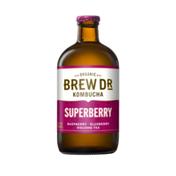 Brew Dr. Kombucha Superberry Kombucha