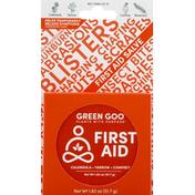 Green Goo First Aid Salve, Calendula + Yarrow + Comfrey