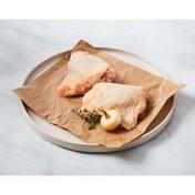 O Organics AK Air Chilled Bone-In Chicken Thighs