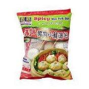 Spicy Mini Pork Bun