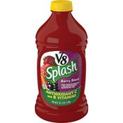 V8® Splash® Juice Drink, Berry Blend