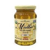 Rigoni di Asiago Mielbio Italian Honey Acacia Raw