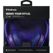 Skullcandy Headphone, Wireless On-Ear