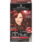 Ultime Color Ultime Flaming Reds 5.72 Auburn Schwarzkopf Color Ultime Flaming Reds 5.72 Auburn Hair Color Kit