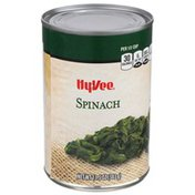 Hy-Vee Spinach
